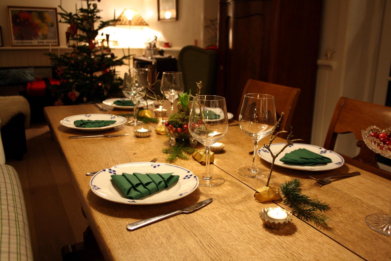 Juleaftensbord