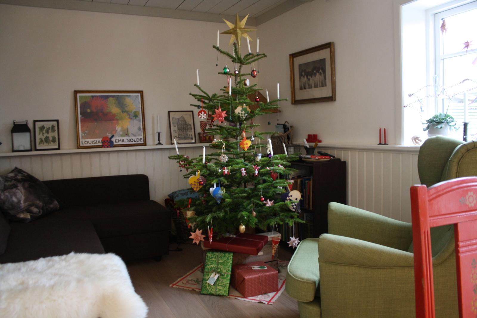 Juletræet