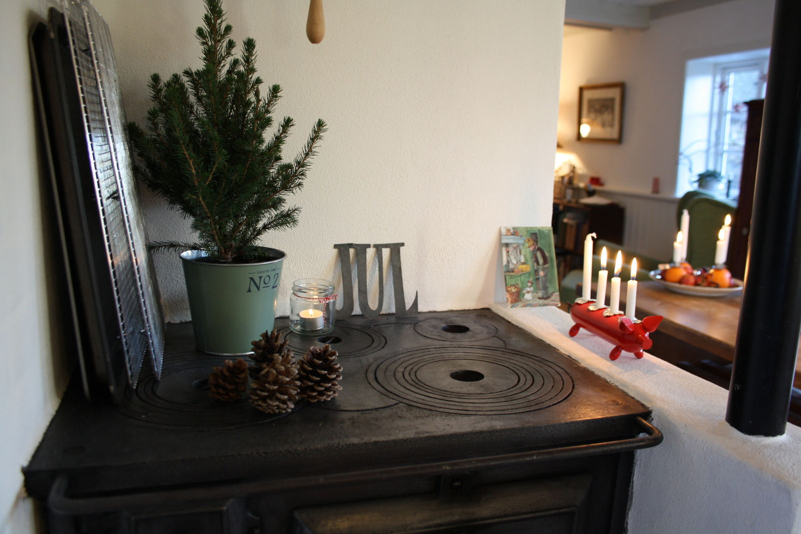 Norma med jul